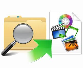 写真、ビデオ、オーディオを復元