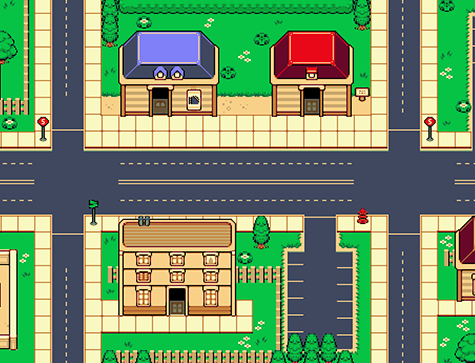 Tileset Issues with Old School Modern | RPG Maker Forums