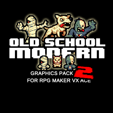 Old school modern 2 - Rpg maker vx ace lite tutorial ...