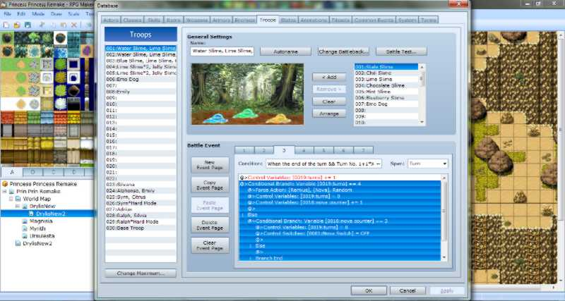 Rpg maker vx ace coupon / Freebies main background