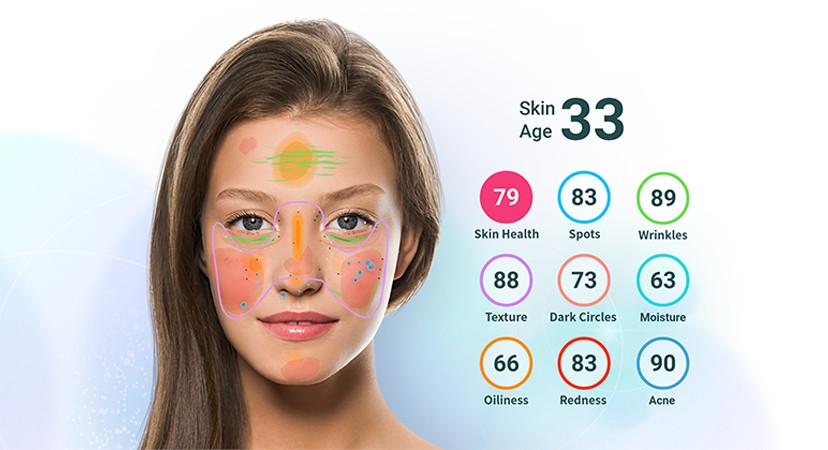 AI Skin Analysis Technology