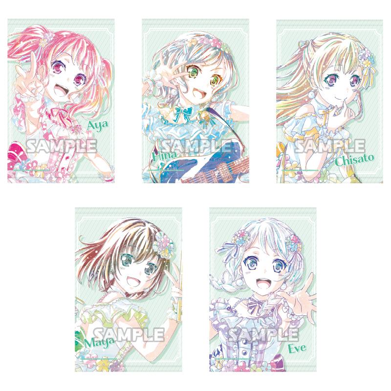 バンドリ! ガールズバンドパーティ! Ani-Art B2タペストリー vol.2 Pastel*Palettes