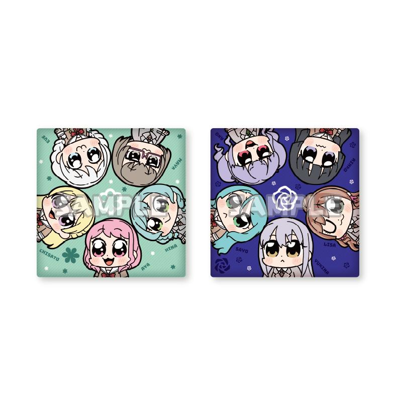 プレミアムクッション 大川ぶくぶ×BanG Dream! vol.2 Pastel*Palettes/Roselia