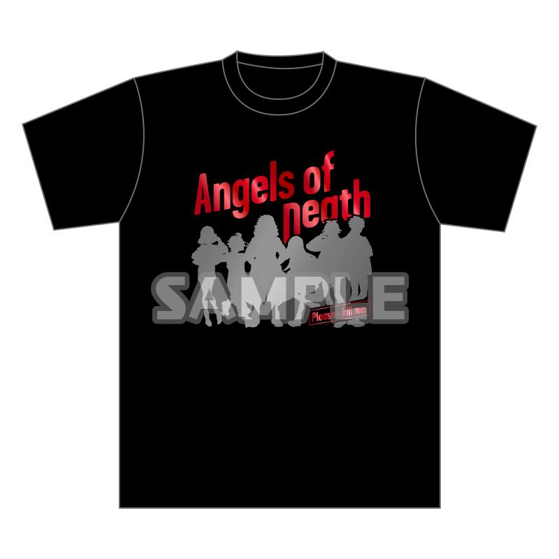 殺戮の天使 箔プリントTシャツ