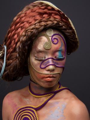 tribal (民族的な)