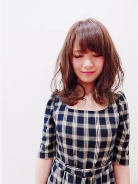 【PLAZA HAIR】ピンクメイクキュート