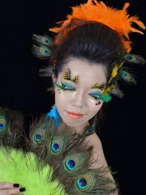 future peafowl~未来の孔雀~