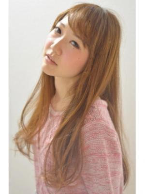 【fukka:hair東中野】フェミニンロング