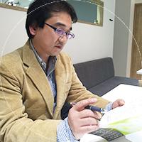 福森高洋氏 (東邦大学薬学部講師)