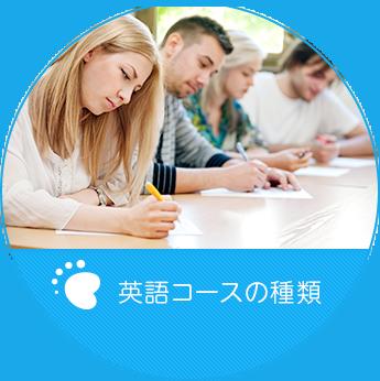英語コースの種類