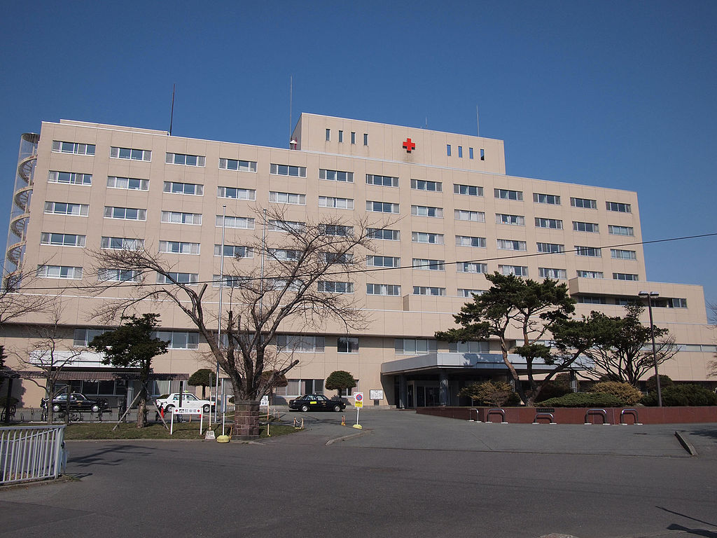 体の動きを知って楽に介助 赤十字病院 健康生活支援講習 伊達市 (8/25) 札幌