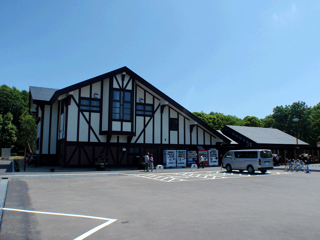 海産物の販売も行う 地元特産市 in 道の駅 摩周温泉 弟子屈町 (5/3〜5) 札幌
