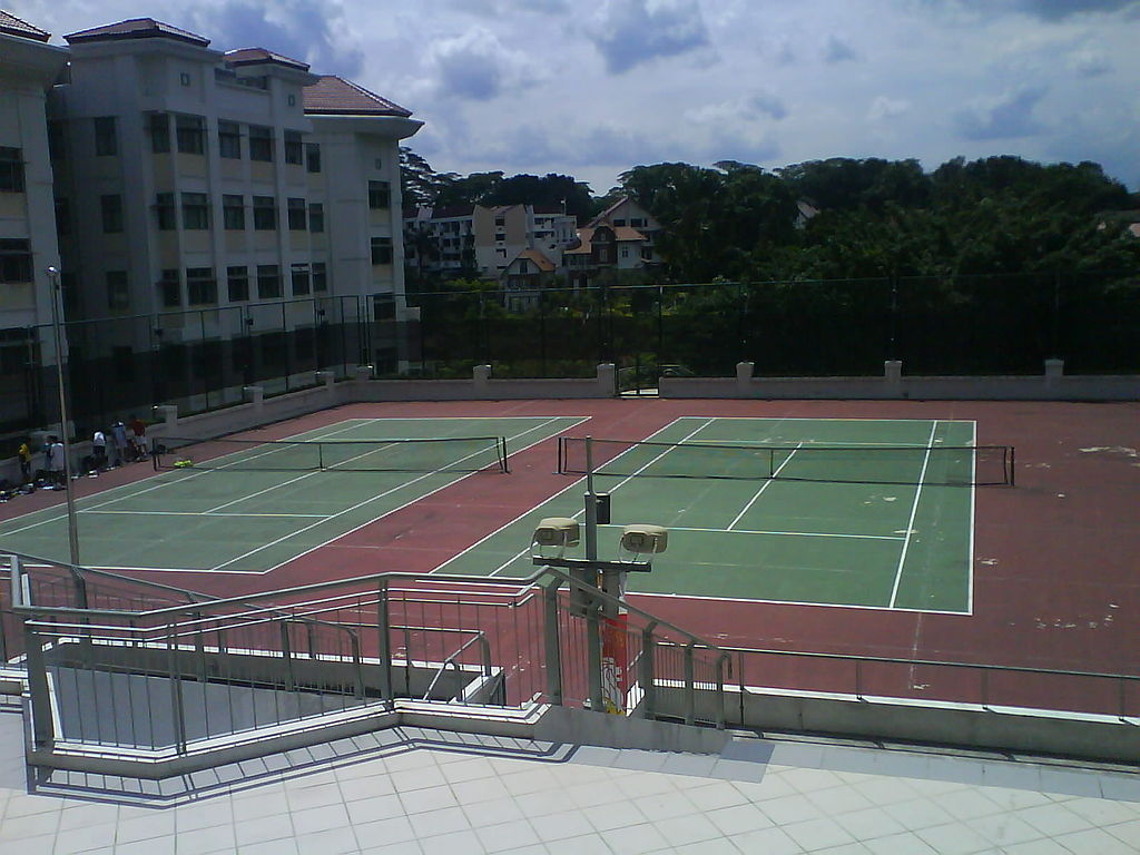 子どもたちに直接指導 NHKジュニアソフトテニス教室 苫小牧市 (8/28) 札幌