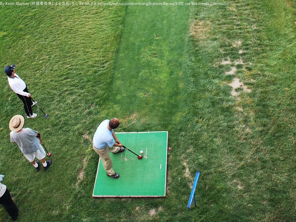 普段の練習の成果を 第23回道新杯パークゴルフ大会 釧路市 (6/11) 札幌