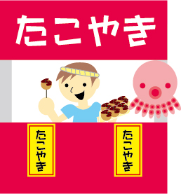 まちなか交流広場ワクワク祭り 食のフリーマーケット 美唄市 (7/23) 札幌