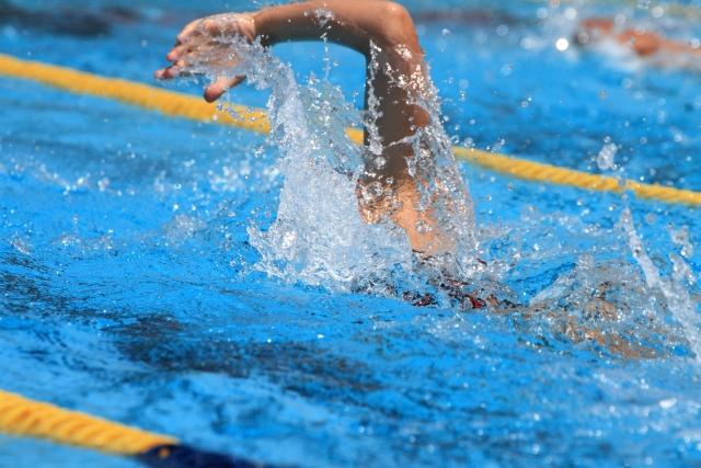 第20回記念石狩市民体育大会 夏季大会 水泳 石狩市 (7/31) 札幌