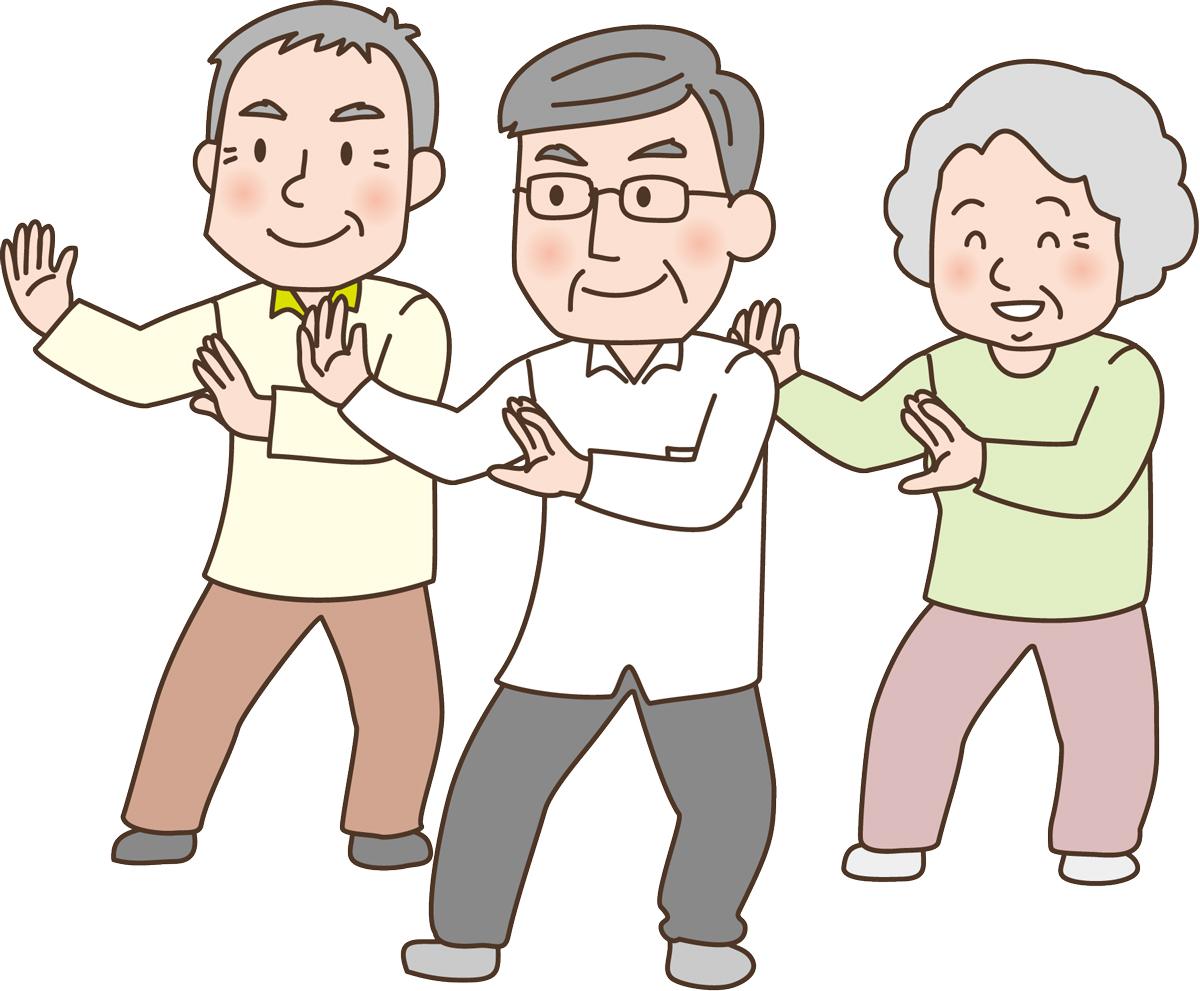 コツコツ健康教室 in 2016 転びづらいバランス感覚運動 函館市 (11/11) 札幌
