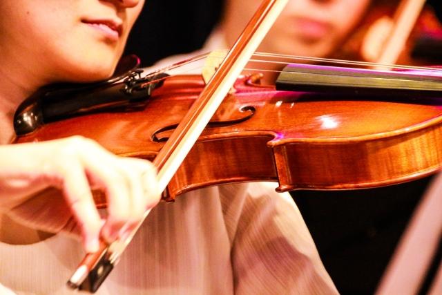 ヴァイオリンの生演奏など こころのキャンドルコンサート 大通 (6/25) 札幌