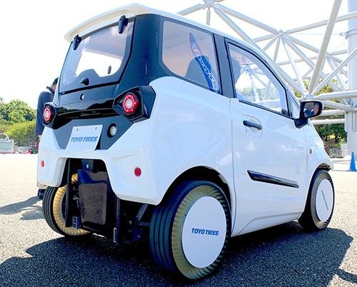 小型EV「Fomm(フォム)」