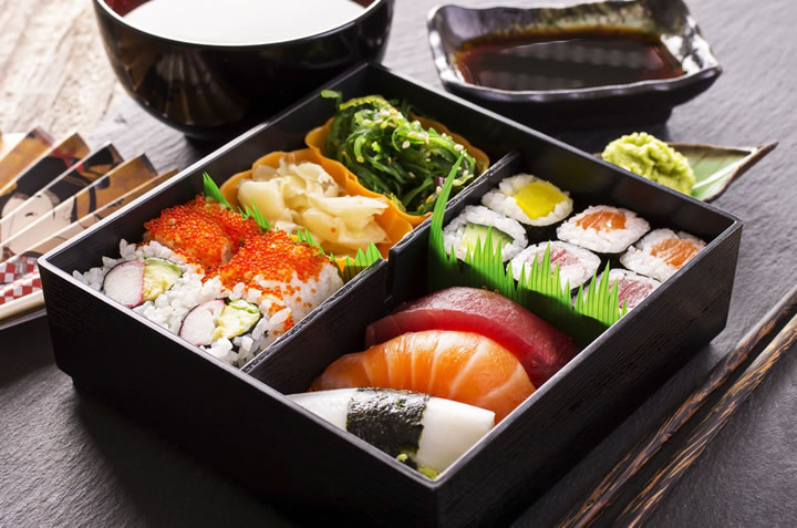 the aesthetics of the japanese bento
