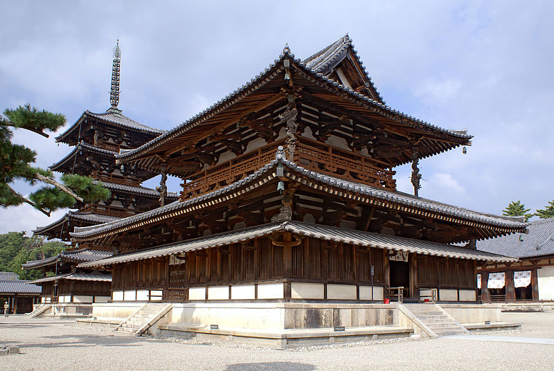 Kyoto Horyu-ji