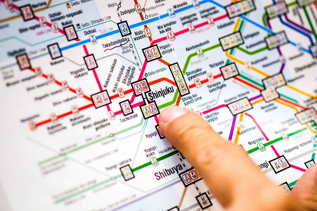 Best Tokyo Subway Map.The Tokyo Subway One Of The Best In The World Yabai The Modern