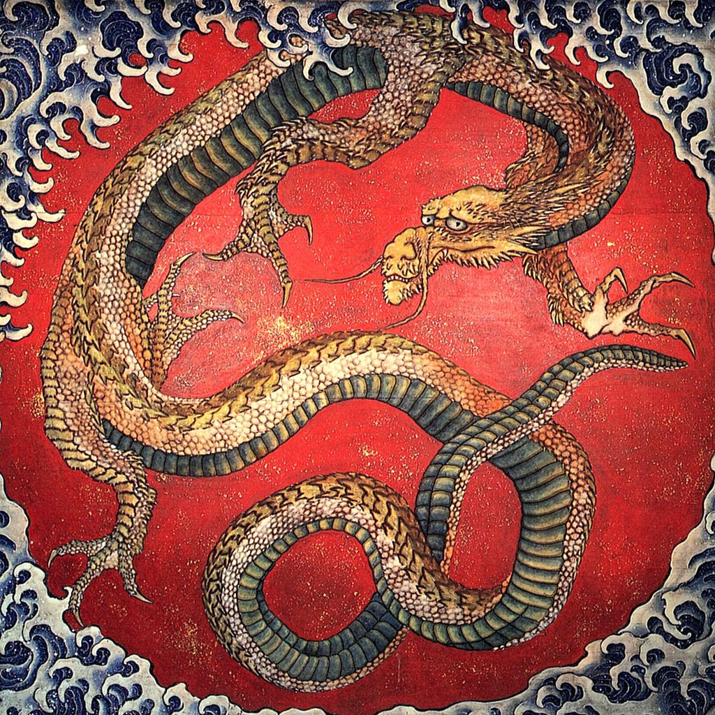 The japanese dragon myths legends and symbolisms yabai the japanese dragons vs chinese dragons buycottarizona Choice Image