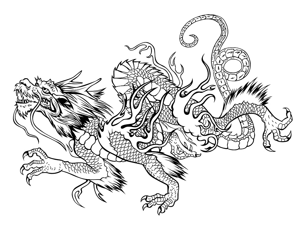The Japanese Dragon - Myths, Legends, and Symbolisms | YABAI