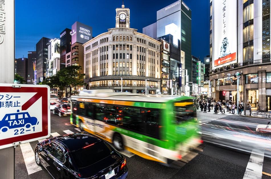 The Amazing Buses of Japan like the Night Bus   YABAI - The