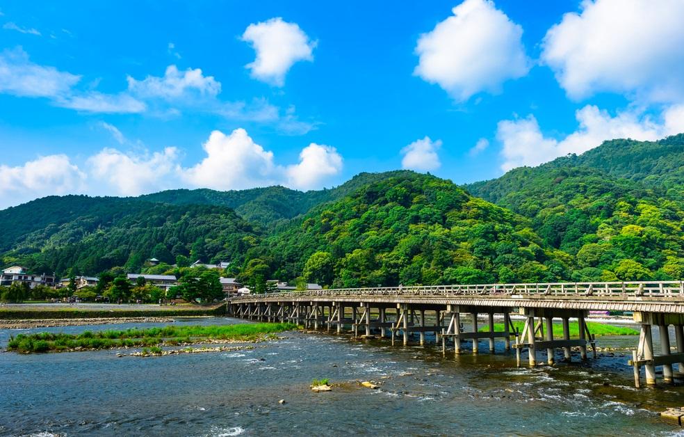Togetsukyo: A Bridge to Old Kyoto | YABAI - The Modern, Vibrant Face of  Japan