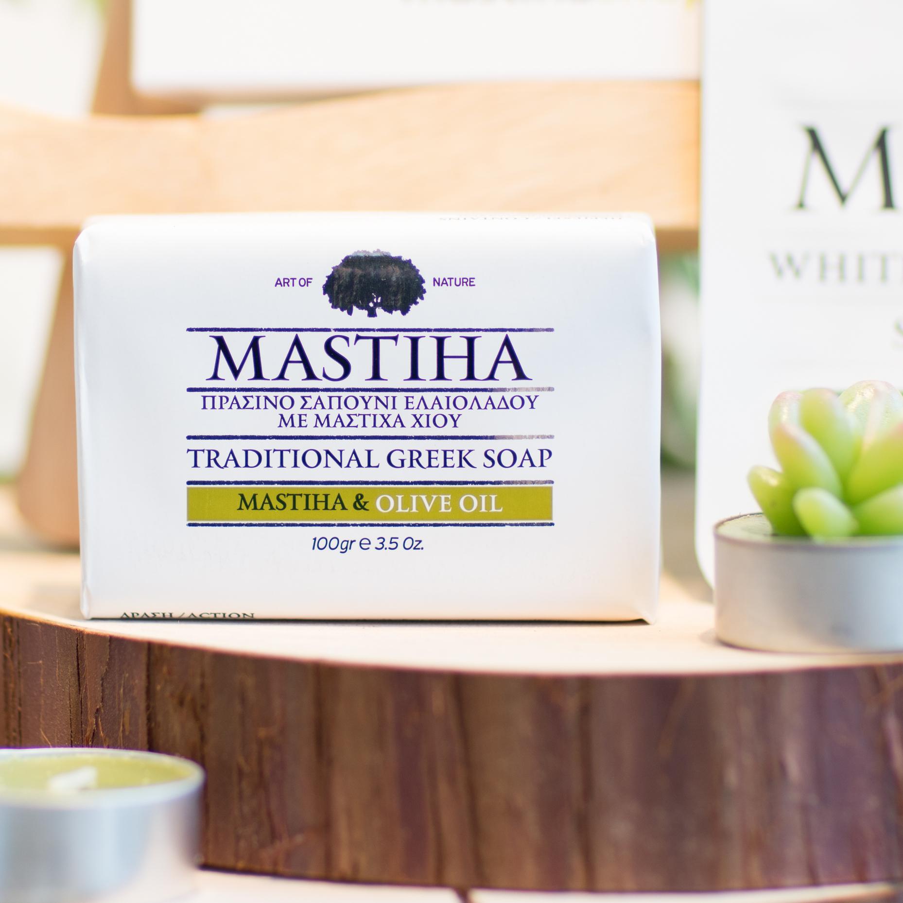 MASTIHA(マスティハ)トラディショナルギリシャソープ
