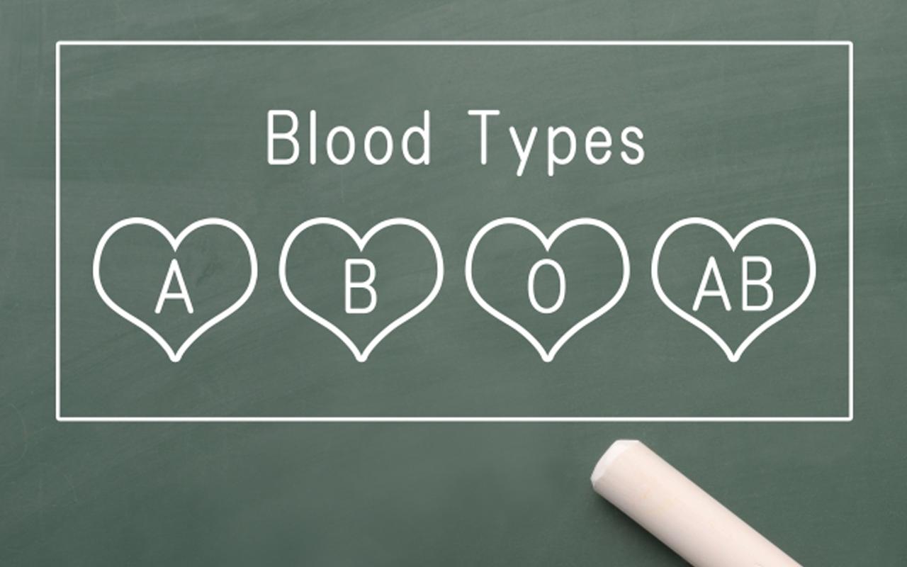 血液 型 診断 隠れ