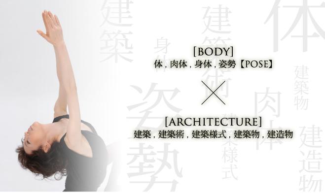 アヤボディーアーキテクチャー体建築