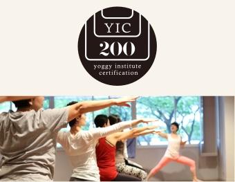 ヨギー・インスティテュート YIC200
