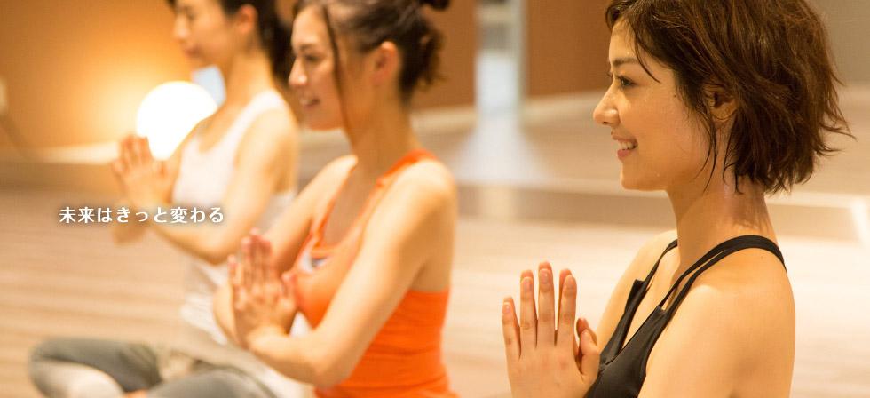 Hot Yoga Studio hearty (ホットヨガスタジオハーティ)のレッスン風景1