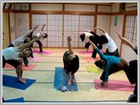 Vie Yoga (ヴィー ヨガ)のレッスン風景2
