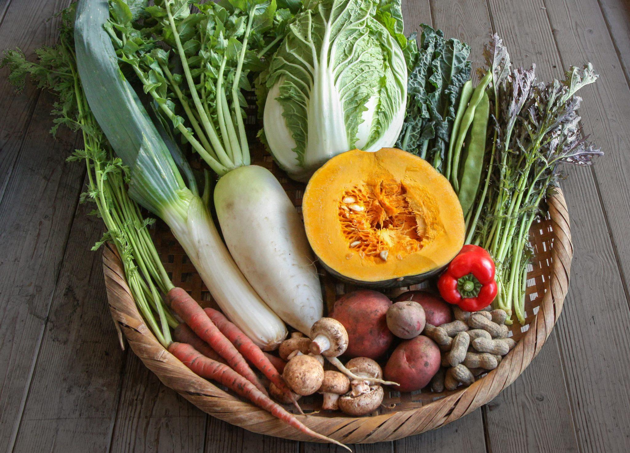 旬のお野菜セットSイメージ