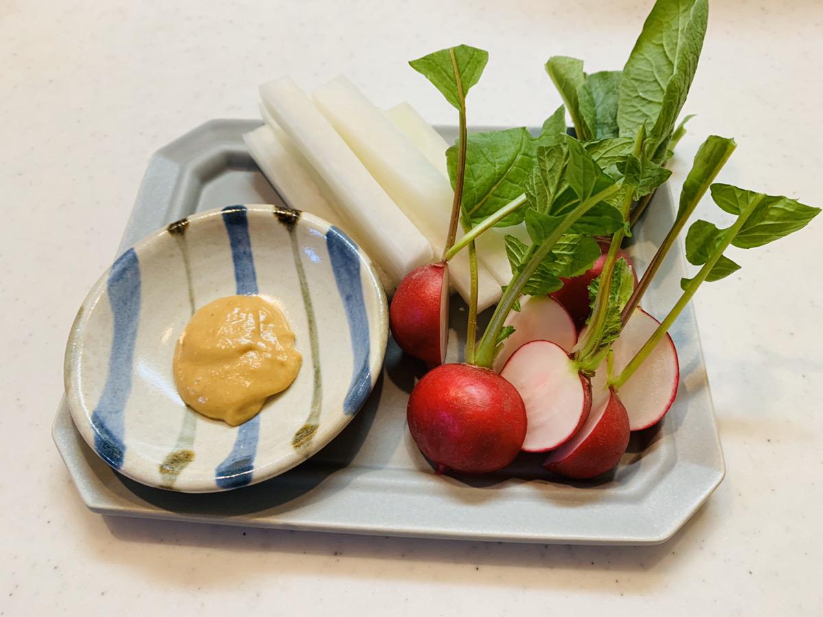 1回目野菜調理例