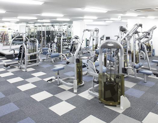 スポーツクラブアクトスWillアマドゥ店(ウィル)の館内イメージ