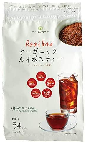 SUPER FOODS JAPAN(スーパーフードジャパン) オーガニックルイボスティー