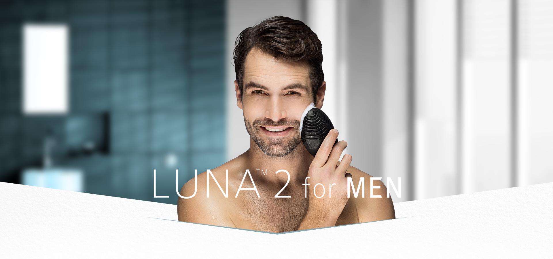 FOREO LUNA2 for MEN