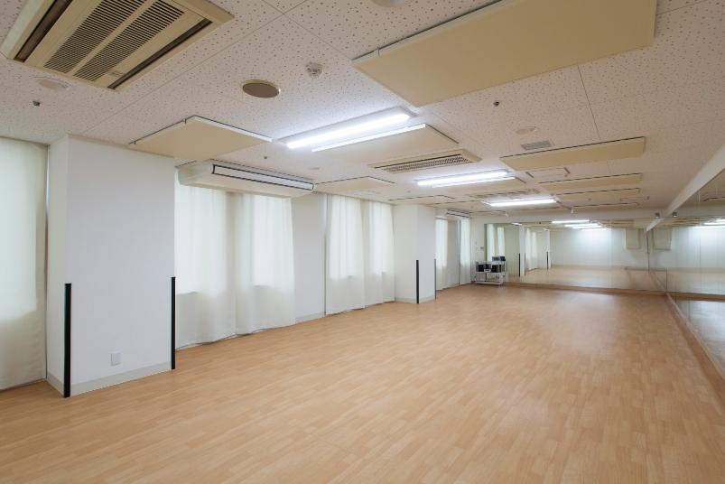 セントラルウェルネスクラブ 芦屋のスタジオ風景