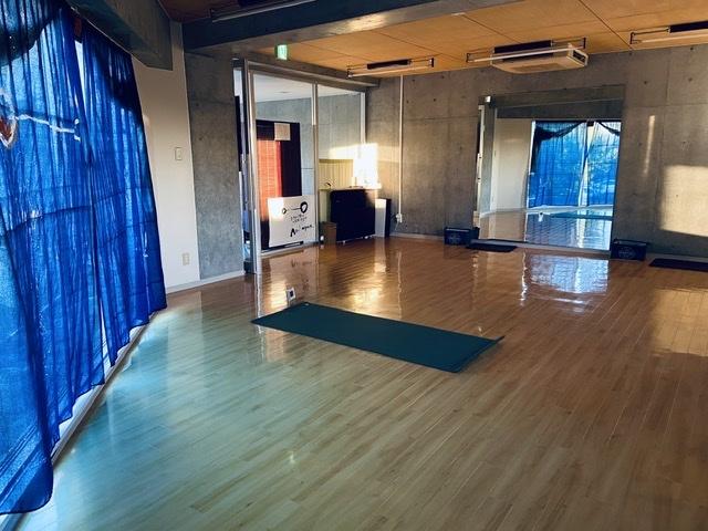 ヨガスタジオ Azul (アズール)のスタジオ風景2