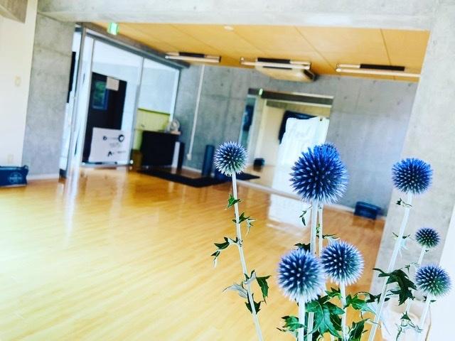ヨガスタジオ Azul (アズール)のスタジオ風景