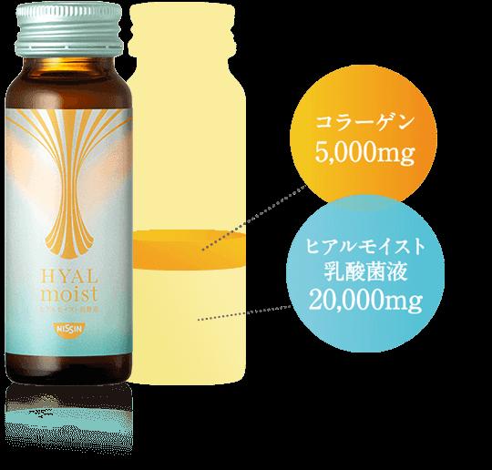 日清食品/ヒアルモイスト発酵液