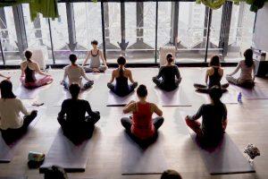 general yoga UNIVA(ジェネラルヨガユニバ) のスタジオ