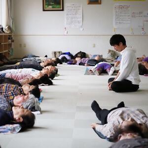 ヨガ シャラ 大通りスタジオ/円山スタジオのレッスン風景