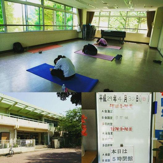 Yoga SORAIRO (ソライロ)のスタジオ風景