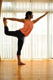 Yoga Fuwari (ヨガフワリ)のレッスン風景