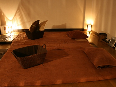 Ahimsa Yoga&Relax (アヒムサ ヨガアンドリラックス)のボディワーク風景